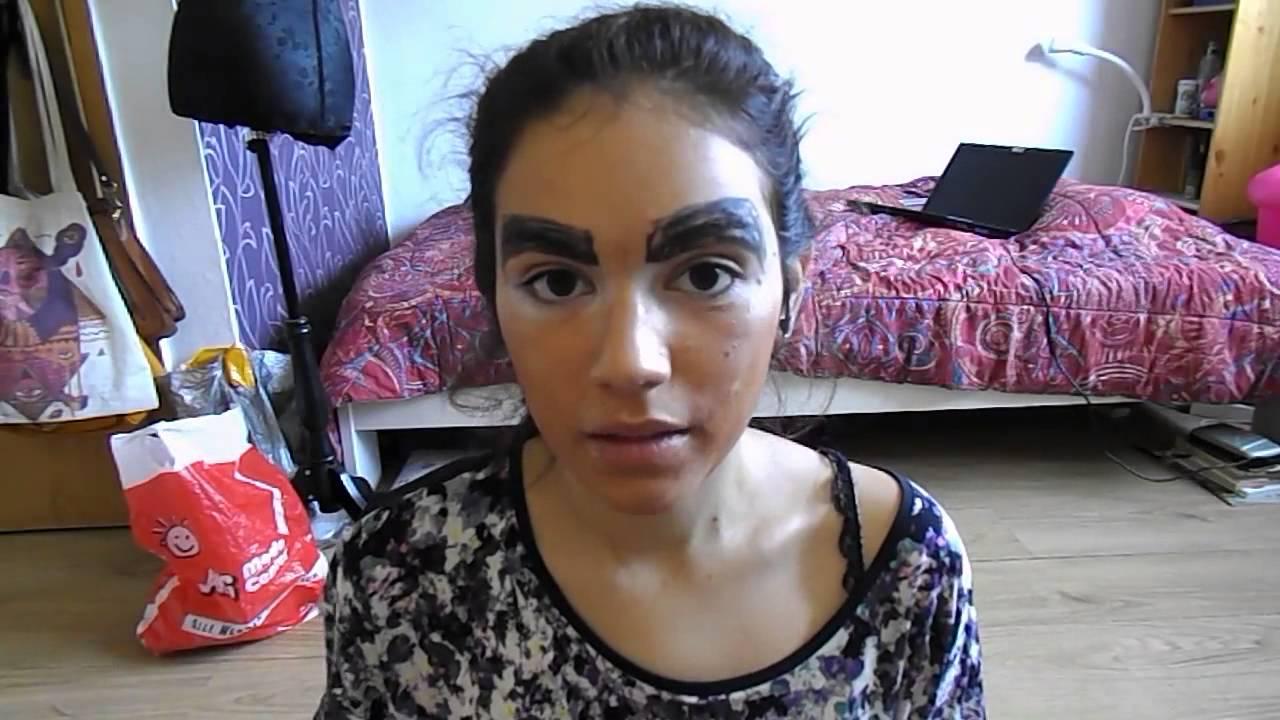 Worst Makeup Tutorial Fail Saubhaya