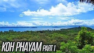 Koh Phayam Part 1 Beaches and Hippie Bar Paradise Island Koh Phayam