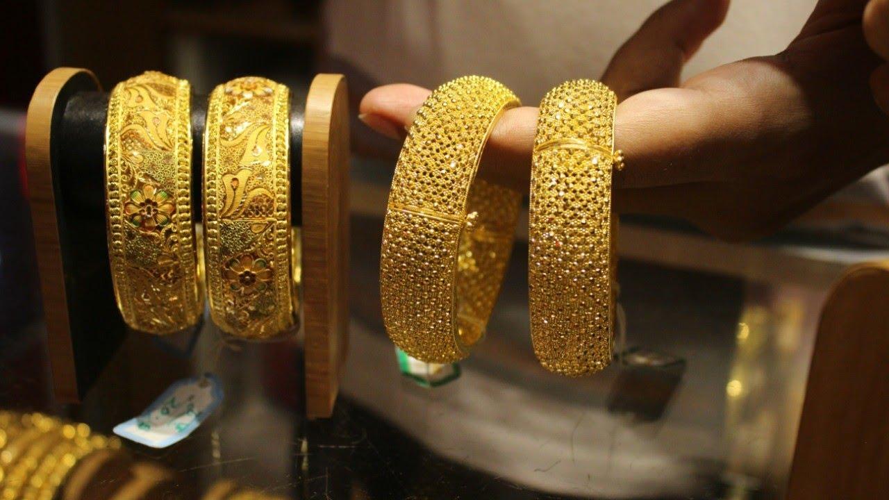 ঈদ ২০২০ সোনা দানা চুড় বালার দাম ও কালেকশন /gold bangle price bd