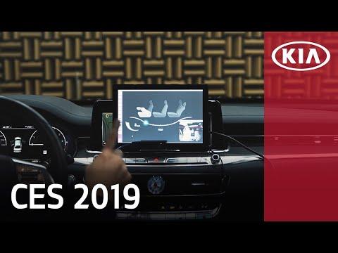 Tech film - V-Touch | CES 2019 | Kia