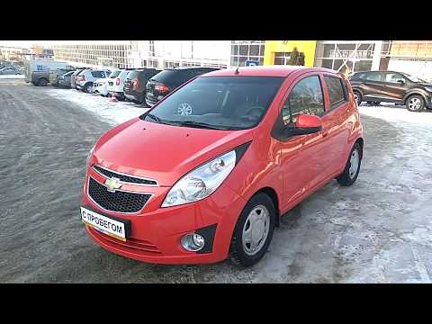 Купить Chevrolet Spark (Шевроле Спарк) 2011 г.  с пробегом бу в Саратове. Элвис Trade-in