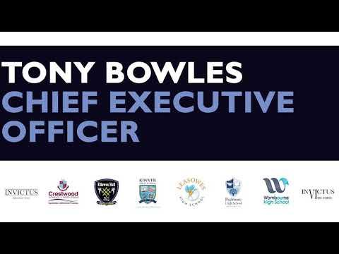 Tony Bowles Invictus,