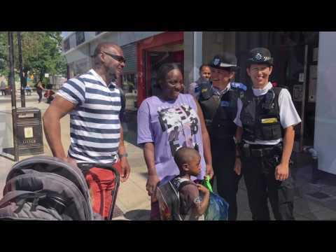 Romford Recorder joins Safer Neighbourhood Team officers on a patrol