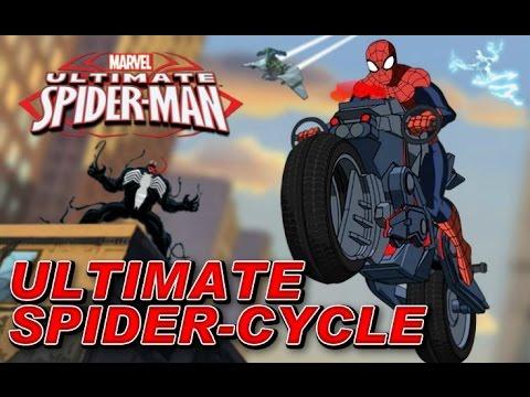 Spiderman moto igrice spiderman moto games youtube - Spider man moto ...