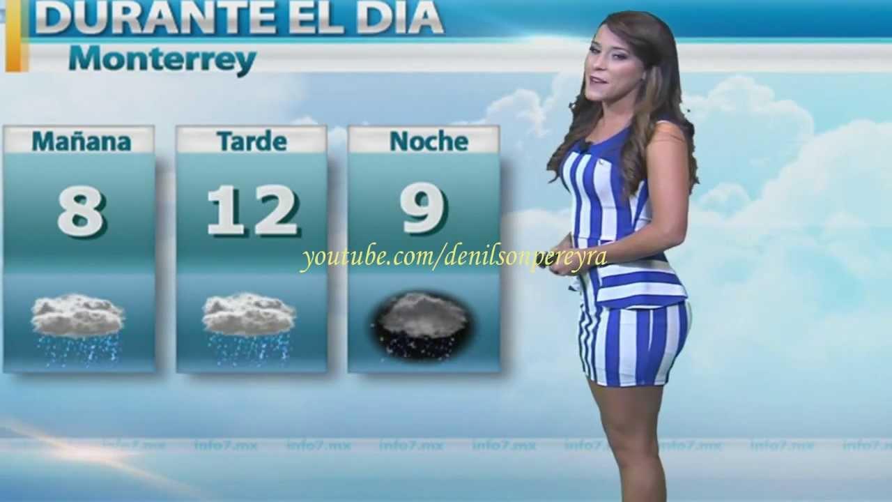 Presentadora de tv azteca - 3 3