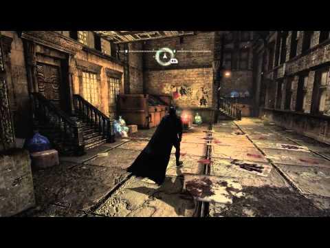 Batman Arkham City Español - |Misión Secundaria Paralela Robo de Identidad| 1080p Guia Gameplay Español Walkthrough PC