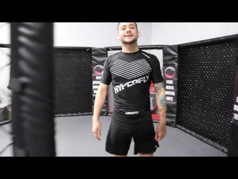 Pure MMA in Rockaway, NJ || Main Brothers give a tour of the gym.