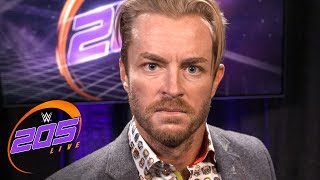 Drake Maverick challenges Mike Kanellis: 205 Live Exclusive, July 16, 2019