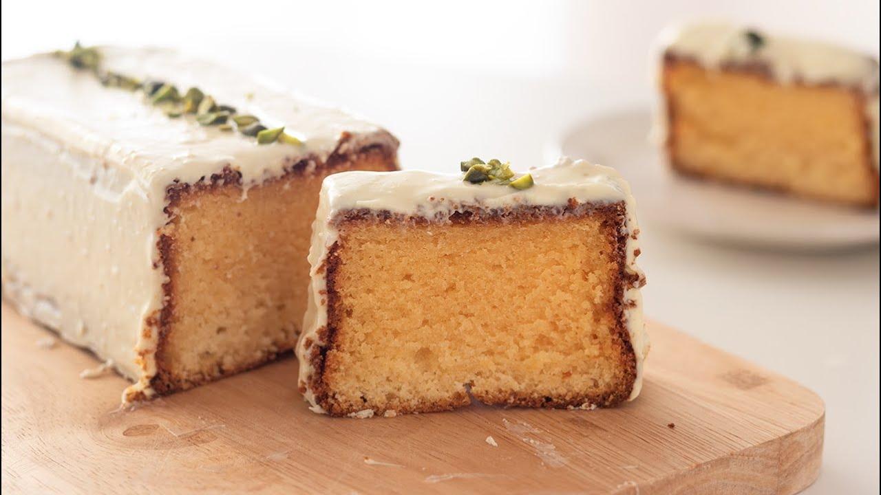 ケーキ レモン パウンド