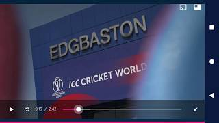 🔴live:Ind vs Eng match today's prediction #ICCCWC2019