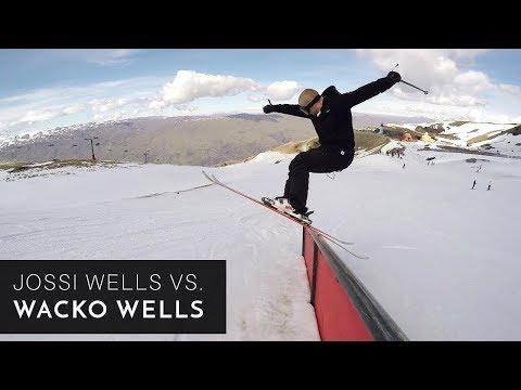 SLVSH || Jossi Wells vs. Wacko Wells