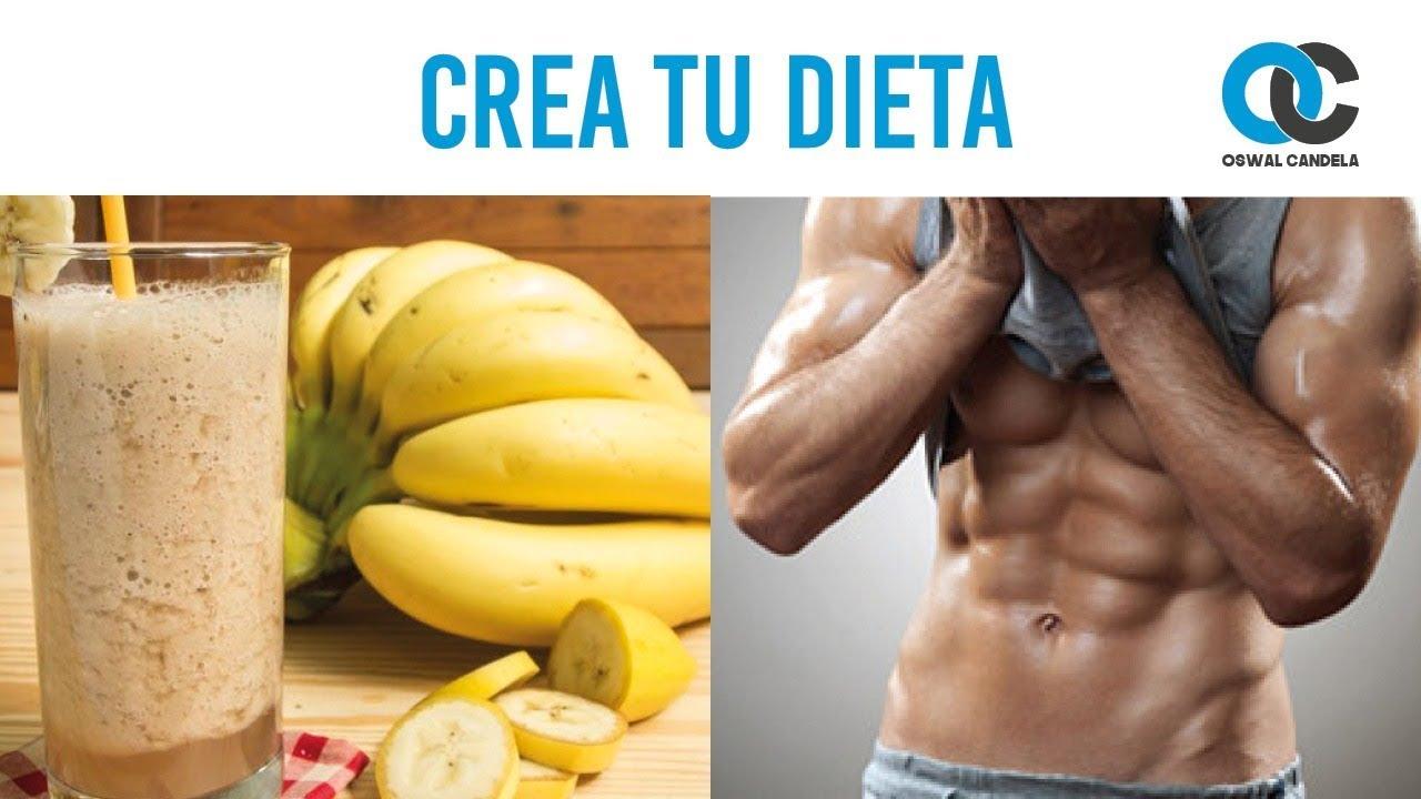 Elabora tu propia dieta