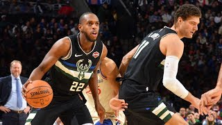 Highlights: Bucks 109 - 76ers 121 | 12.25.19