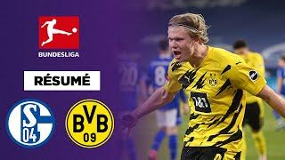 🇩🇪 Résumé - Bundesliga : Haaland et Dortmund marchent sur Schalke 04 !