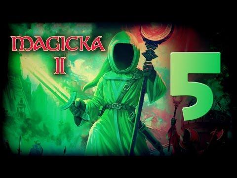MAGIKA 2 ➜ ЭЛЬФИЙСКИЙ ЛЕС➜ 5