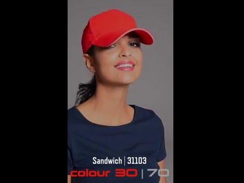 PROMOSTARS-EUROSPAUDAS - apranga reklamai ir spaudai ant jos CZAPKI 31102 31103