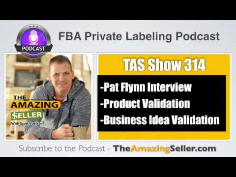 Who is Pat Flynn? What Can I do when I'm Stuck in Business & LIfe? TAS 314: The Amazing Seller