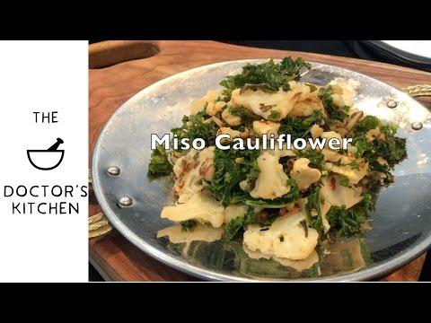 Miso Cauliflower!