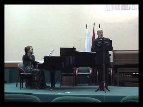 Свиридов Георгий Васильевич - 25 песен для баса