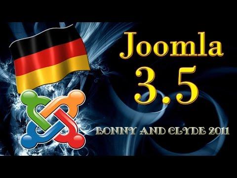 Joomla 3.5 - URL ReWrite Nutzen & .htaccess Anpassen #15 [1080p HD]