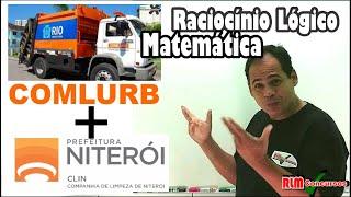 CONCURSO CLIN-NITERÓI e COMLURB-RJ - #1