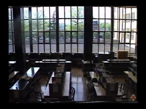 """Princeton University: Conversations that Matter,"" 1991"