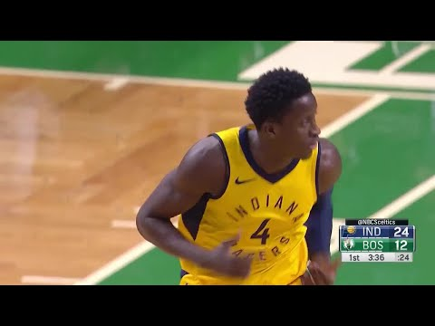 1st Quarter, One Box Video: Boston Celtics vs. Indiana Pacers