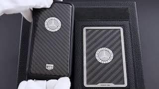 Чехол для iPhone и обложка для документов Mercedes Benz от Jumo Club