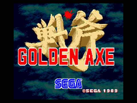 Golden Axe Wilderness Mega Drive Music