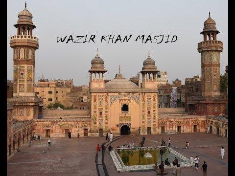 WAZIR KHAN MASJID, Lahore