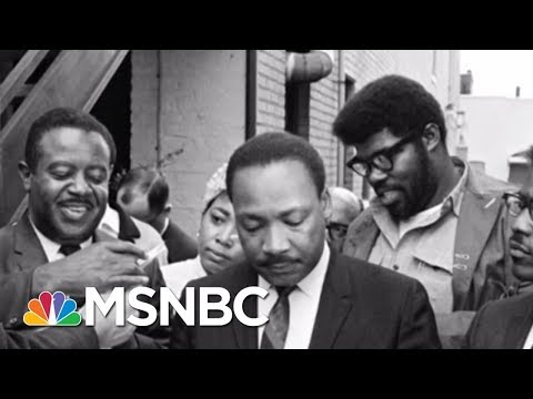 Martin Luther King Jr. Assassination Eyewitness Opens Up 50 Years Later | MSNBC