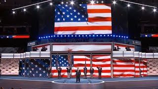 Blown Coverage: 'No American flags' @ DNC Convention