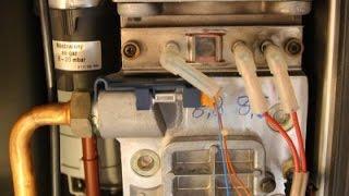 Jak wyczyścić syfon w kotle kondensacyjnym Junkers