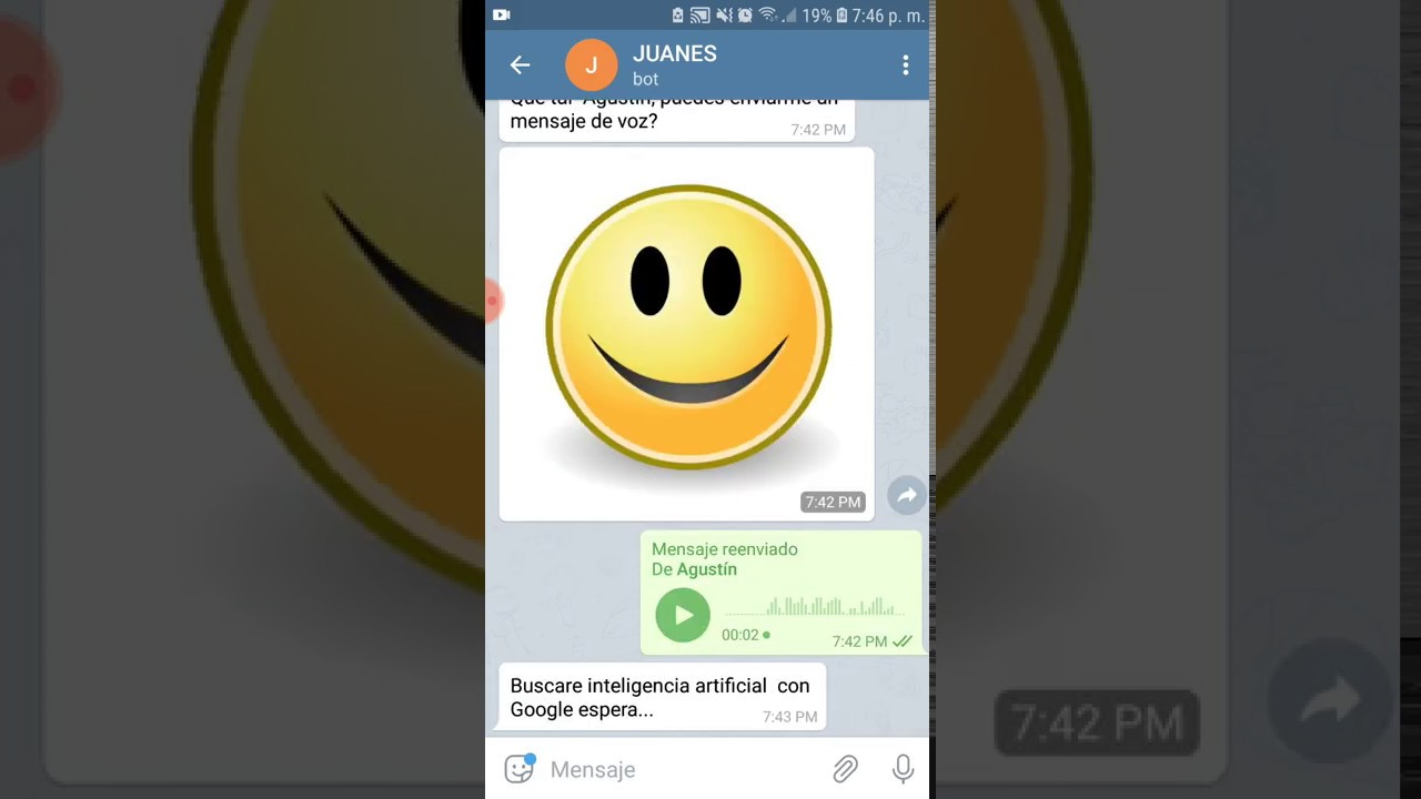 Chat Bot - YouTube