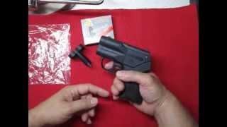 Аэрозольный пистолет