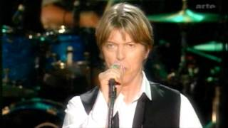 David Bowie – Breaking Glass (Live Olympia 2002)