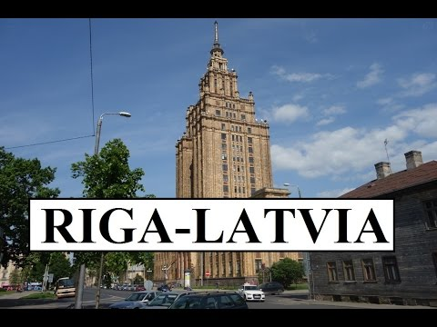Latvia/Riga (Baltic States) Part 1