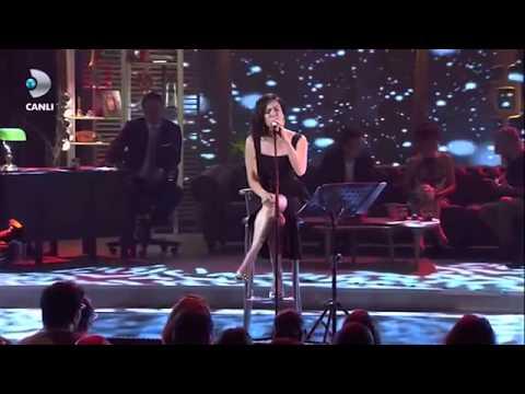 Şevval Sam - Evvelim Sen Oldun Ahirim Sensin - Beyaz Show - 25 04 2014