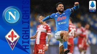 Napoli 6-0 Fiorentina | Insigne Shines in Big Napoli Win! | Serie A TIM