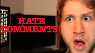 JESSE RESPONDS TO HATE COMMENTS!