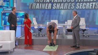 How 'Tree Man' Fitness Trainer Danny Jones Transformed His Body