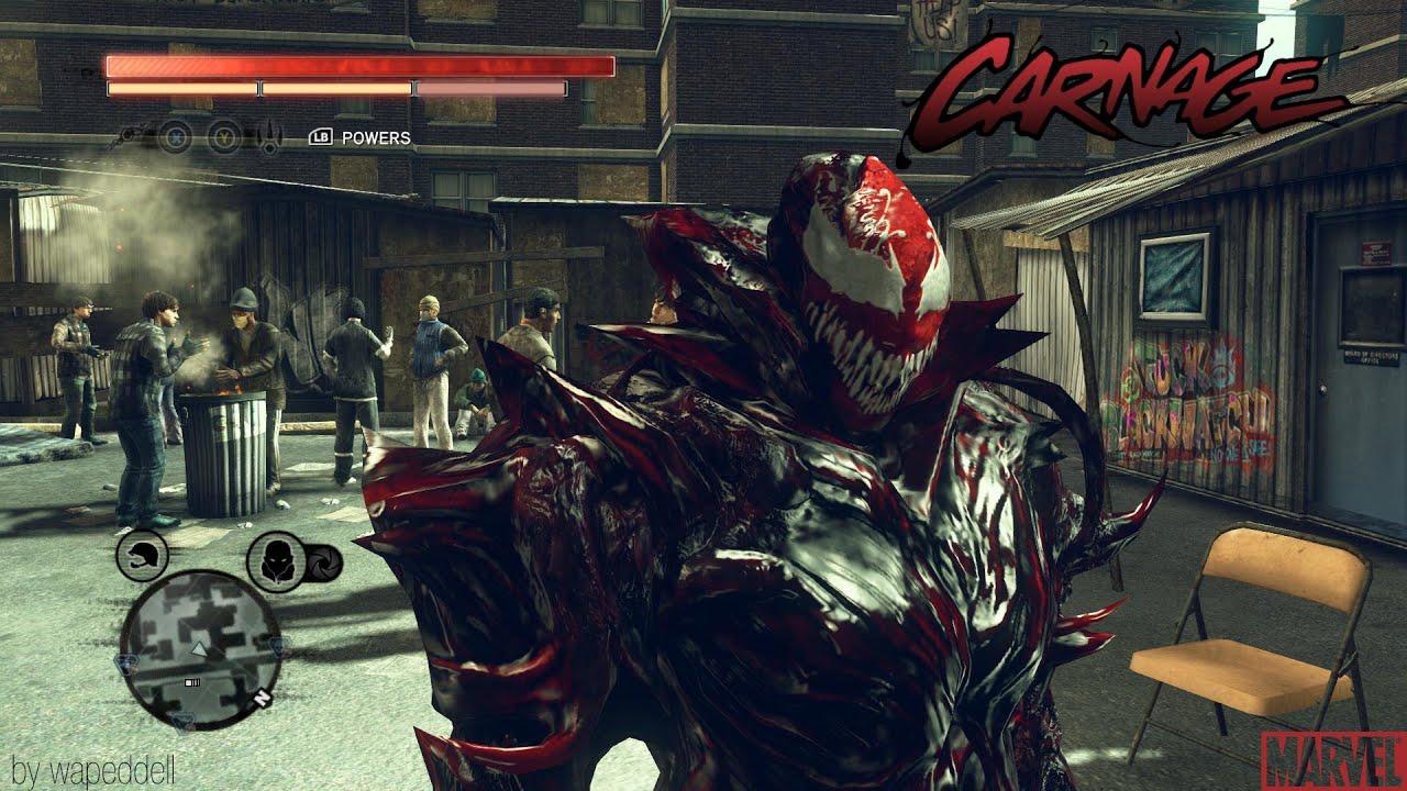 Symbiote Modern Carnage Prototype 2 Mod Youtube