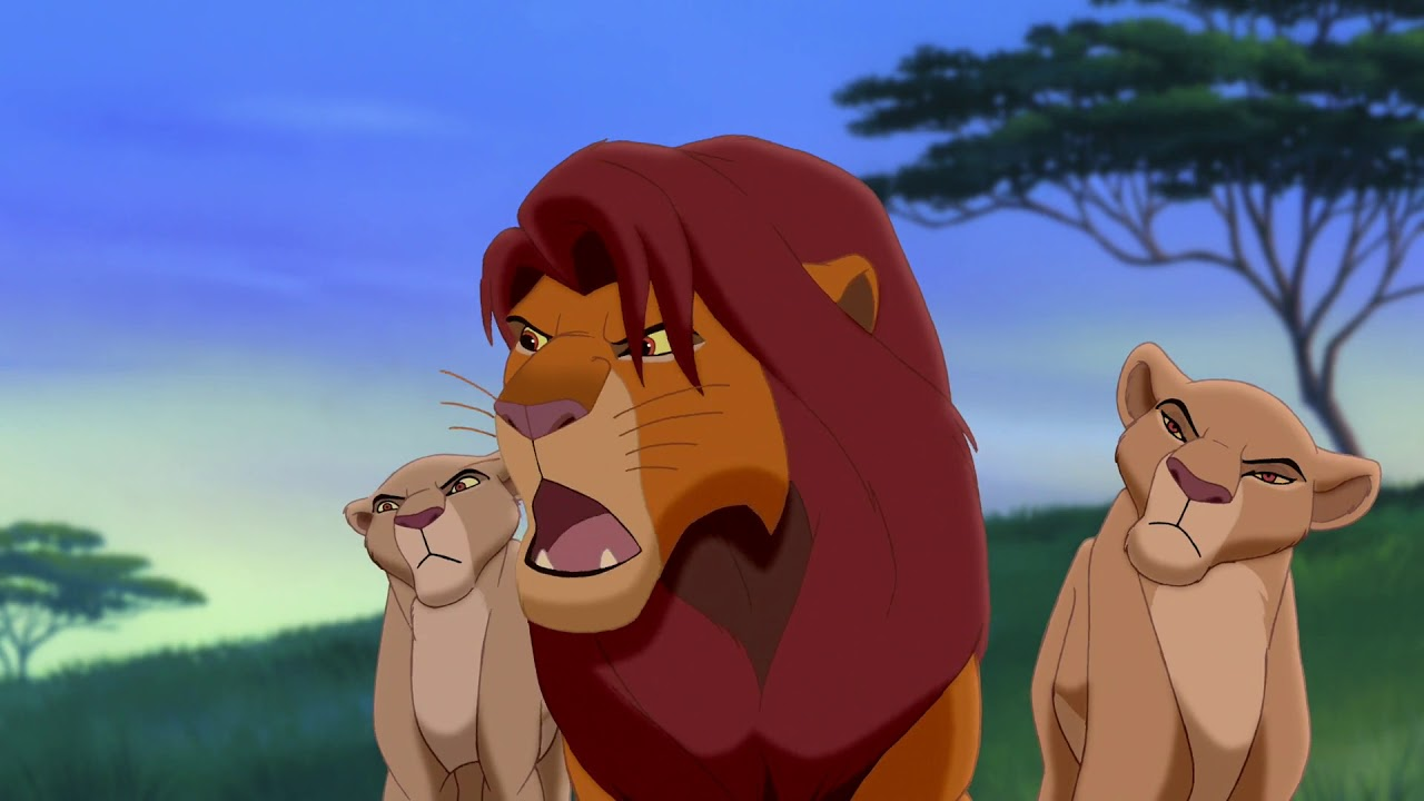 Download The Lion King 2: Simba's Pride (1998) Best Scene Part 990
