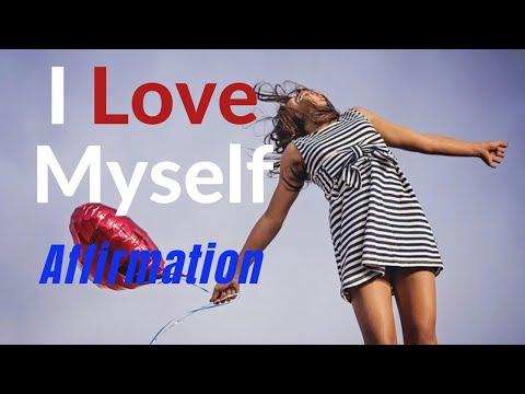 I LOVE MYSELF: Affirmations for Self Love