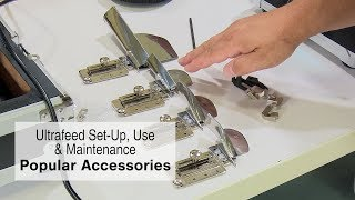 Popular Accessories for a Sailrite Ultrafeed Sewing Machine