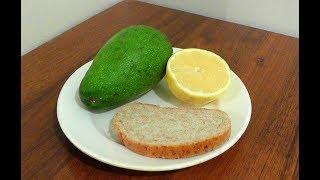 Быстрый полезный перекус для стройной фигуры. Рецепт правильного питания