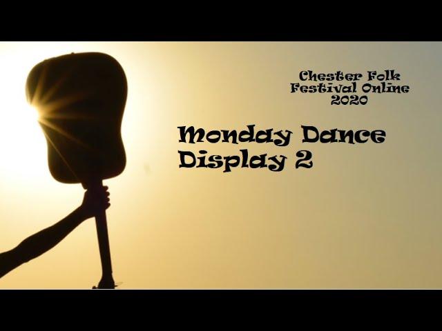 Monday Dance Display - 16:00