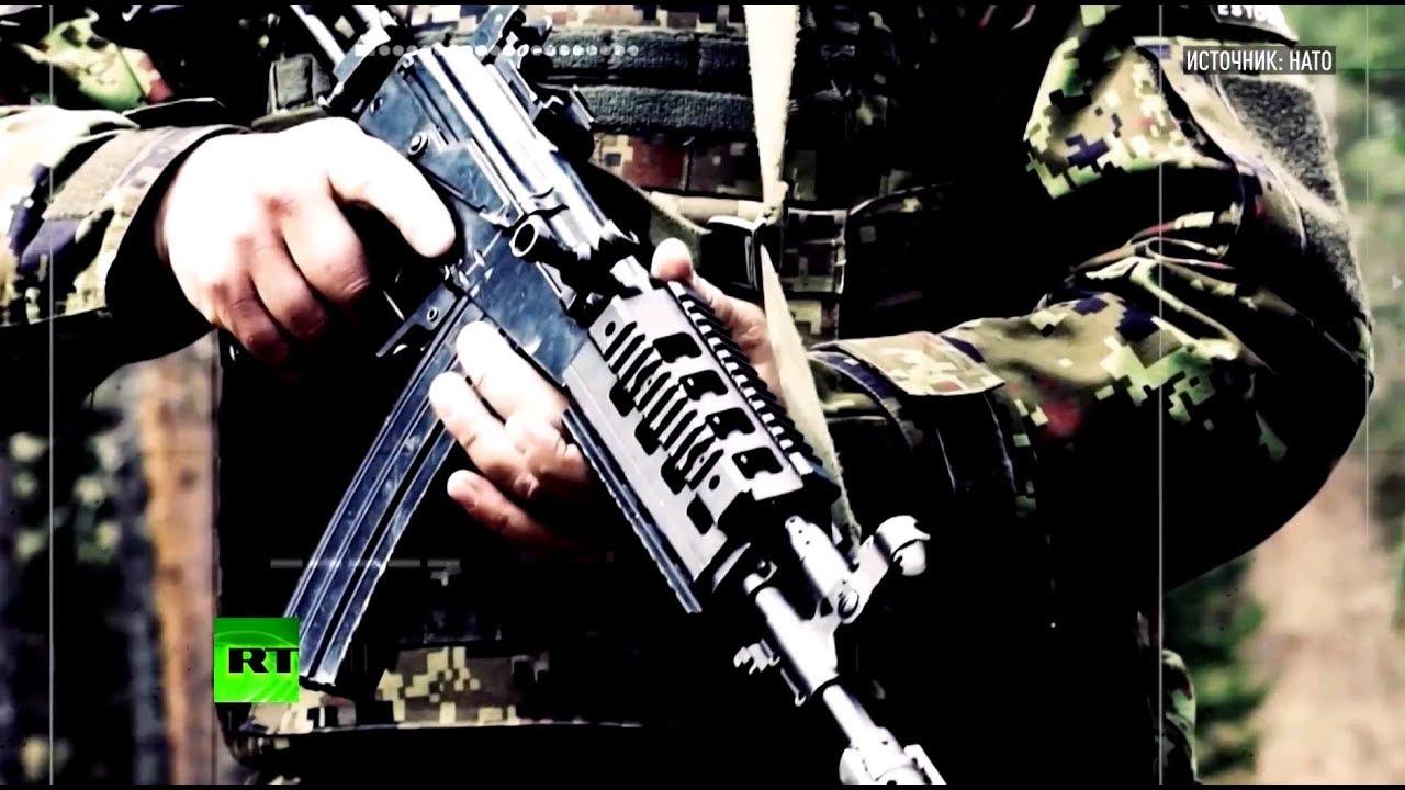 Попытка побряцать оружием: НАТО проводит учения у границ России