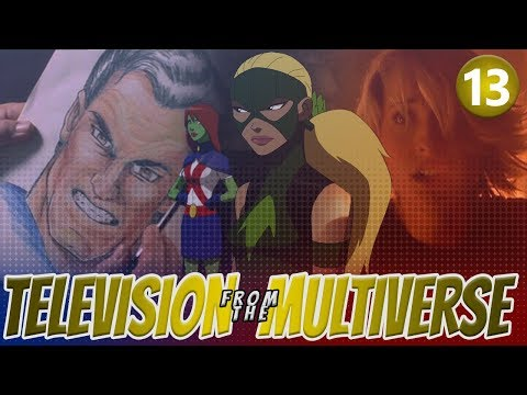 Television From The Multiverse #13: The Idea of Superman  (DC Comics TV Podcast)
