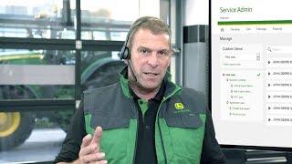 John Deere - Servicios Farmsight -  Expert Alerts 6R